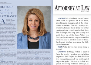 Articles by Michele Lowrance article-attorney-at-law