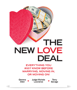 The New Love Deal - Books