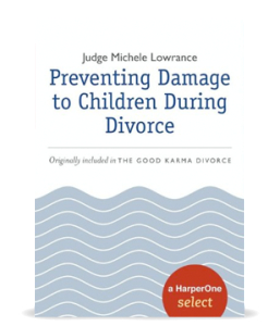 Preventing Damage to Children During Divorce - Books