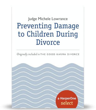 Preventing Damage to Children During Divorce