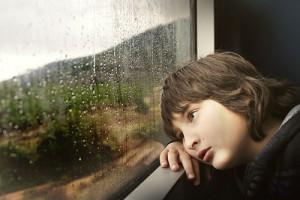 child of divorcing parents